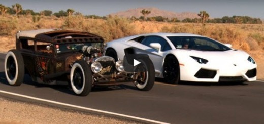 rat rod vs lambo